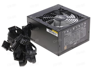 Блок питания power unit deepcool dq750st 750w 80 plus® gold certified