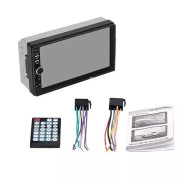 Audio oprema za auto   Srbija: Radio Auto Multimedia Sistem7018b TFT displej 7 inch7012bTFT displej