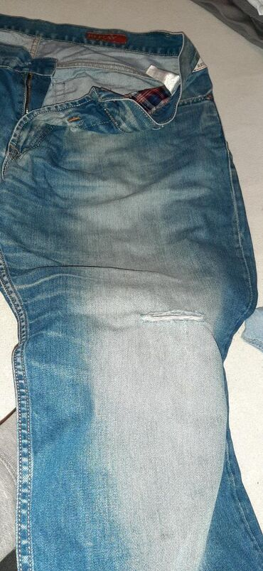 Muška odeća | Vrbas: Snizeno na 200din  fali dugme za zakopcavanje.  Muske farmerice, REP