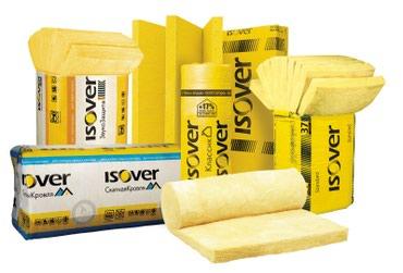 Isover изовер (теплый дом, теплая крыша, тихий дом, классик плита