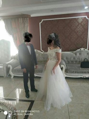 Платье на прокат 2500 сом. дорогой в Бишкек