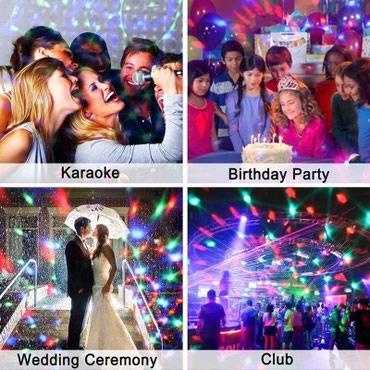Bakı şəhərində Disko işıqlar. Novruz Bayraminda, Ad günleri, nişan partileri