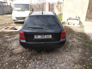 Audi A4 2002 в Бишкек - фото 3
