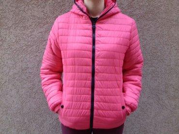 Zimska jaknica. Kupljena u Bugarskoj, obucena 3 puta samo, kao nova. P - Pirot
