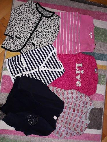 Paket garderobe za devojcicu