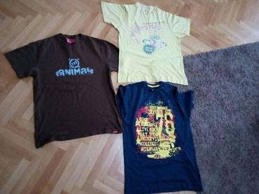 Majica S i poklon dve majice - Nis