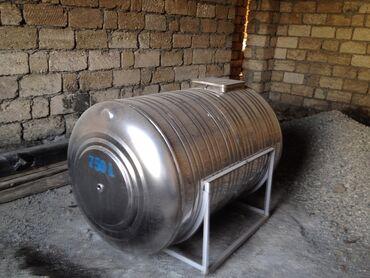Borular Azərbaycanda: 1 tonluq 700 azn ve 750 litr lig 400azn nerjavika cenleri