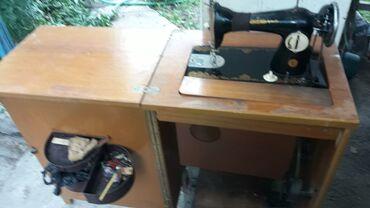обувная швейная машинка бу купить в Кыргызстан: Швейная ножная машинка
