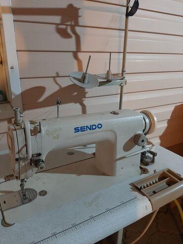Швейные машины в Кыргызстан: Швейная машина 1 фаза