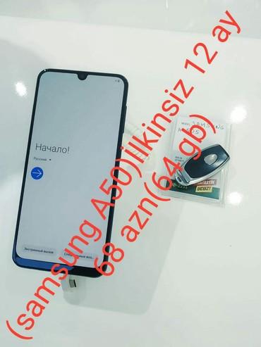 Samsung-telefonlar - Azərbaycan: Yeni Samsung A50