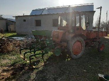 Трактор т 25 цена бу - Кыргызстан: Продаётся трактор т-16 год выпуска 1988 техпаспорт имеется полный комп