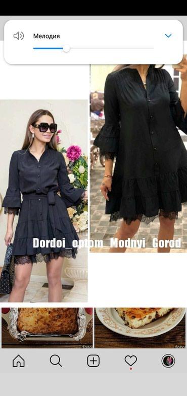 Платье. made in kg. 42. Размер 44 размер. 48 размер. в Бишкек