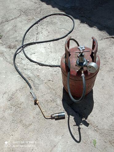 Детский мир - Селекционное: Аренда газовой горелки. Подача газа регулируется