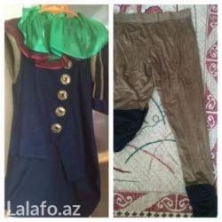 buezm knarli paltarlar - Azərbaycan: Karnaval üçun paltarlar