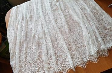 Белое платье в Бишкек