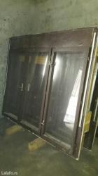 Ostalo za kuću | Pozarevac: 2 prozora sa roletnama, š170, v160, trokrilni, jedan prozor 1500din