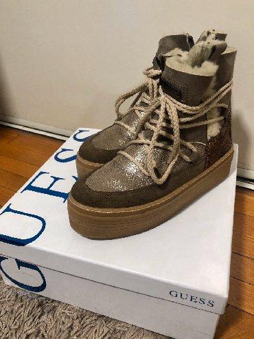 Guess-by-marciano-pantalone-slim-m-e - Srbija: HITNO. Guess Original Nove cizme. 37. Placene 24000. Hitna prodaja