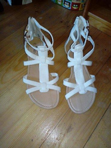 Personalni proizvodi | Smederevska Palanka: Šafran sandale,nekorišćene,broj 41