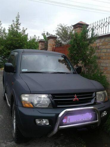 Другой транспорт - Кыргызстан: Продаю мицубиси паджеро 2002г. Прошу 7000$