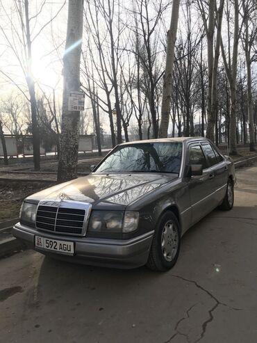 купить двигатель мерседес 3 2 бензин в Кыргызстан: Mercedes-Benz W124 2.3 л. 1991 | 250 км