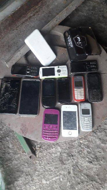 mobile в Кыргызстан: На запчасти большинство не рабочих есть и рабочии павор бэнк и три