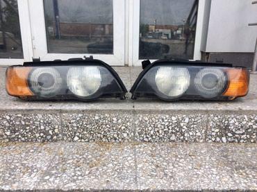 """Автозапчасти - Шопоков: Продаю """"оригинальную"""" оптику в сборе на BMW Е53 до рест. в идеальном"""