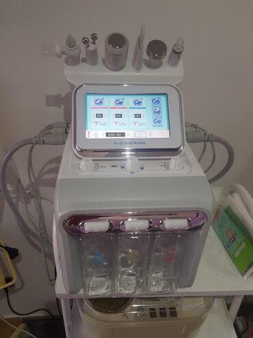 Medicinski proizvodi - Srbija: Nov aparat 6u1 za hidrodermoabraziju