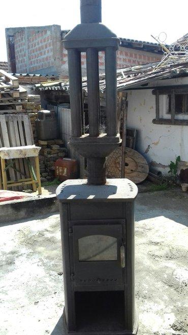 Pec - Srbija: Pec na cvrsto gorivo licno preuzimanje zrenjanin