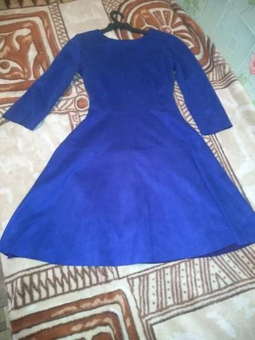 Платье в идеальном состоянии 44 р материал спандекс в Беловодское