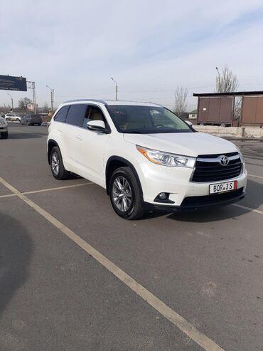 продам пескоструй в Кыргызстан: Toyota Highlander 3.5 л. 2014 | 123000 км