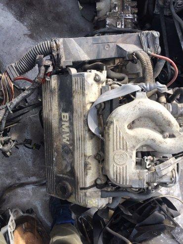 Продаю привозной двигатель в сборе на БМВ 3-серия комплект в Бишкек