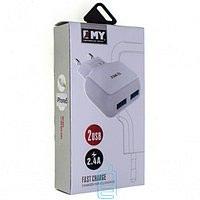 Bakı şəhərində EMY orijinal Adabtor 2.4 amp