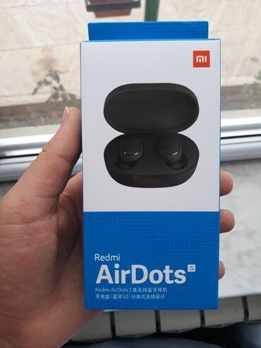 xiaomi bluetooth в Азербайджан: Xiaomi airdots s təzədir ( açılmayıb )