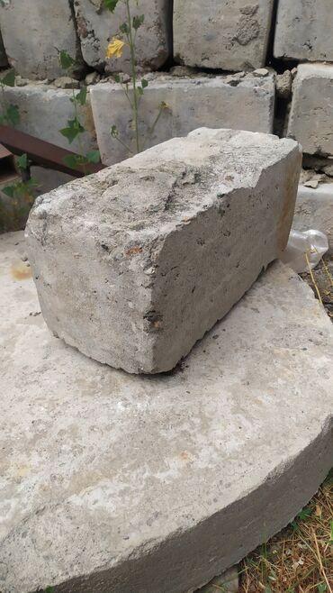 пенобетон бишкек in Кыргызстан | КИРПИЧ, СТРОИТЕЛЬНЫЕ БЛОКИ: Продаю бетоноблоки размер 20/20/40 Где-то 400 шт