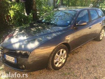 Alfa romeo 147 1 6 mt - Srbija: Alfa romeo 159 polovni delovi kompletan auto u delovima