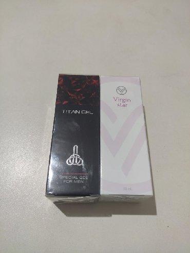 тонгкат для мужчин в Кыргызстан: Virgin star и TITAN в комплек для мужчин и женщин Оригинал Цена по
