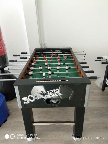 Futbol masası-ailə içində,dostlar və iş yoldaşları arasında qapalı