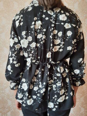 Женская одежда - Кок-Джар: Кофта размер стандарт,стройнит состояние нового