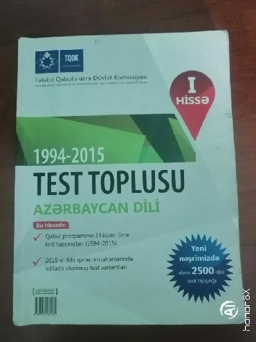 kankiler qiymeti - Azərbaycan: Azerbaycan dili I hisse. Qiymet sondur