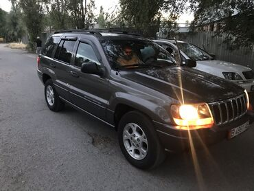 Jeep - Бишкек: Jeep Grand Cherokee 4 л. 2000 | 175000 км