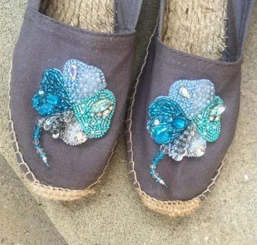Украшения на обувь на заказ в Bakı