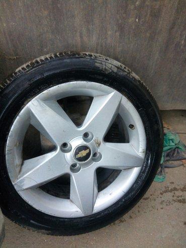 diskiler - Azərbaycan: Chevrolet ucun diski teker 215x50r17