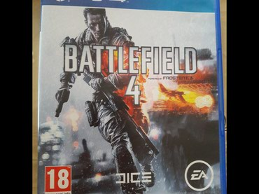 ps4 oyun - Azərbaycan: Ps4 oyunu, Battlefield 4, Barter mumkundur