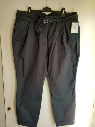 Pantalone od kepera.Velicina 42.Novo.C&A