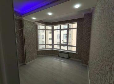 пластик для потолка цена в Кыргызстан: . 49м². / 4 этаж с ремонтом (однушка переделана в трёхкомнатную