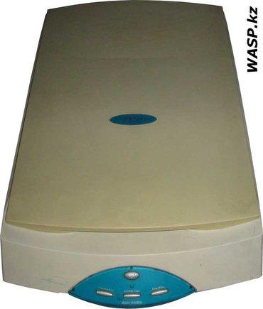 Πωλείται flatbed scanner acer 640bt. Συνεργάζεται σε Piraeus