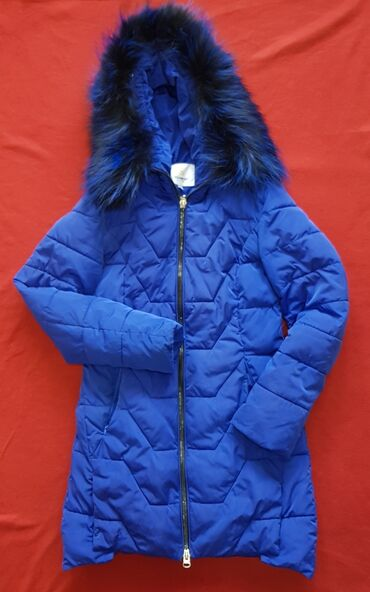 Очень удобная, тёплая, красивая зимняя куртка от бренда DLANMEAR colle