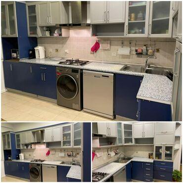Дом и сад - Масазыр: Кухонный мебельный гарнитур 4 232 | Газовая печь