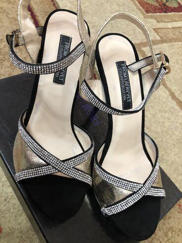 обувь женская классика в Кыргызстан: Босоножки на шпильке
