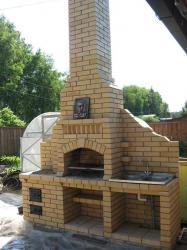 строительство дачных домов в баку - Azərbaycan: Строительство каминов, мангалов, дымоходов.Мы занимаемся